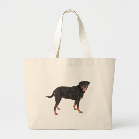 Grand Tote Bag rottweilers