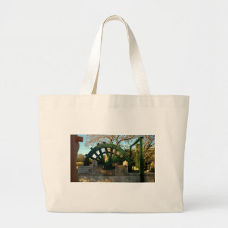 Grand Tote Bag Roue de la vie