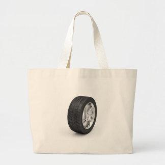 Grand Tote Bag Roue de voiture