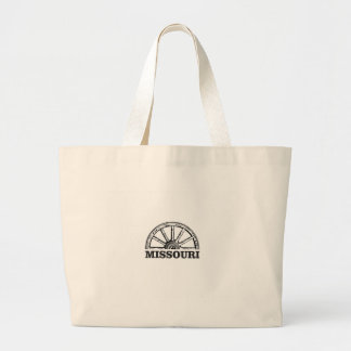 Grand Tote Bag roues du Missouri