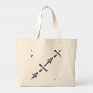 Grand Tote Bag Sagittaire d'hologramme