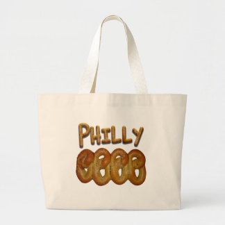 Grand Tote Bag Salutations de Philly