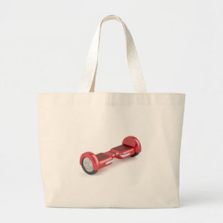 Grand Tote Bag Scooter de auto-équilibrage rouge