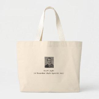 Grand Tote Bag Scott Joplin