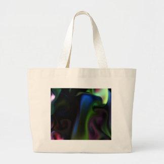 Grand Tote Bag Séduction de satin