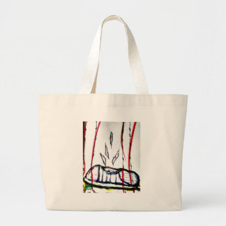 Grand Tote Bag Semelle incarcérée par la luminosité