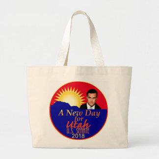 Grand Tote Bag Sénat 2018 de Mitt Romney