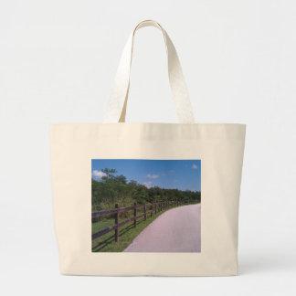 Grand Tote Bag Sentier de randonnée