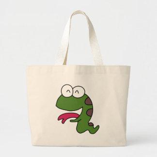 Grand Tote Bag Serpent heureux