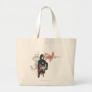 Grand Tote Bag Severus Snape Sectum Sempra