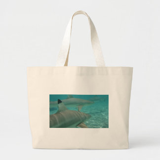 Grand Tote Bag shark