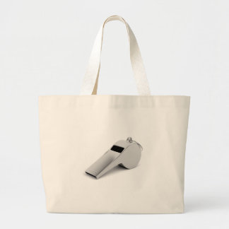 Grand Tote Bag Sifflement d'arbitre
