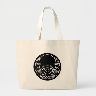 Grand Tote Bag Signe de zodiaque de Verseau