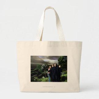 Grand Tote Bag Snape Hermoine Ron Harry
