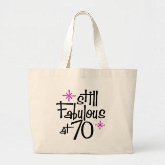 Grand Tote Bag soixante-dixième Anniversaire