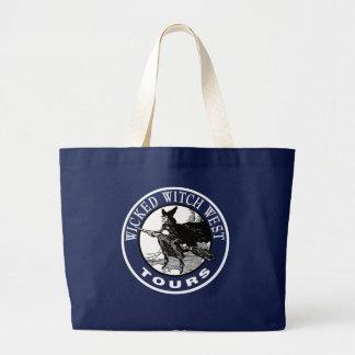 Grand Tote Bag Sorcière mauvaise