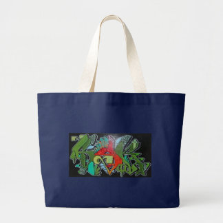 Grand Tote Bag sous-marin anti-sous-marin