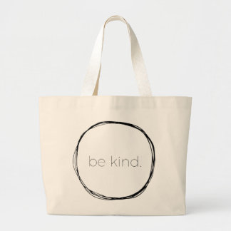 Grand Tote Bag Soyez aimable