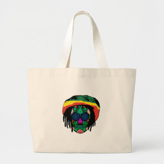 Grand Tote Bag Stupéfaction de crâne