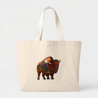 Grand Tote Bag Sur la prairie