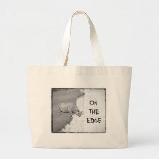 Grand Tote Bag Sur The Edge