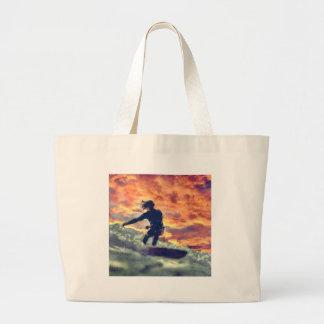 Grand Tote Bag Surfer
