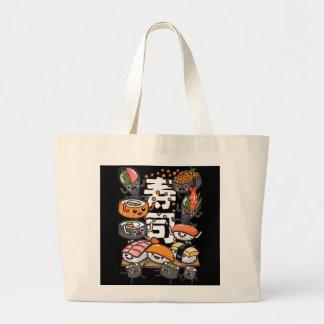 Grand Tote Bag Sushi