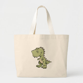 Grand Tote Bag T-Rex