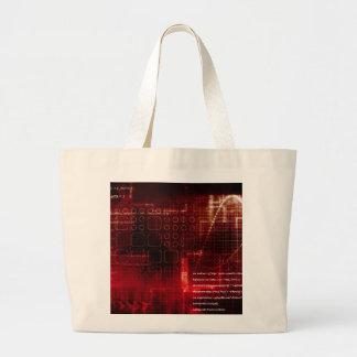 Grand Tote Bag Technologie disruptive du corps humain et de