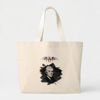 Grand Tote Bag Thomas Jefferson