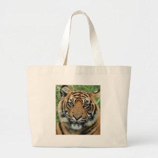 Grand Tote Bag Tigre adulte