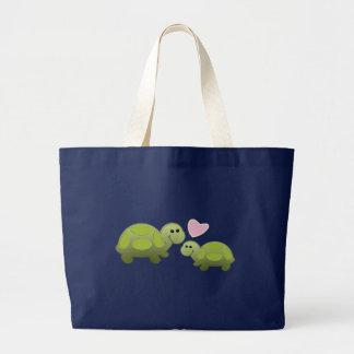 Grand Tote Bag Tortue de Lil