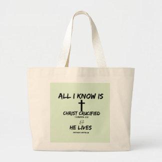 Grand Tote Bag Tous que je sais
