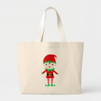 Grand Tote Bag Travailleur Elf
