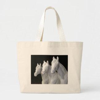 Grand Tote Bag trois-chevaux