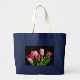 Grand Tote Bag Tulipes