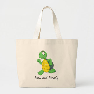 Grand Tote Bag turtle2 fonctionnant