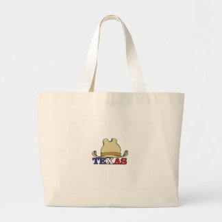 Grand Tote Bag type le Texas