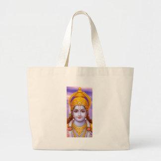 Grand Tote Bag un dieu de rama