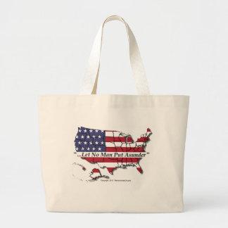 Grand Tote Bag Unité américaine