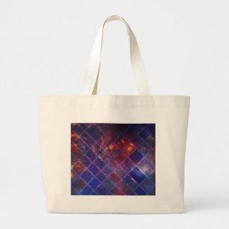 Grand Tote Bag Univers de bloc