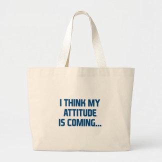 Grand Tote Bag Venir d'attitude