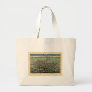 Grand Tote Bag Venise Italie 1798
