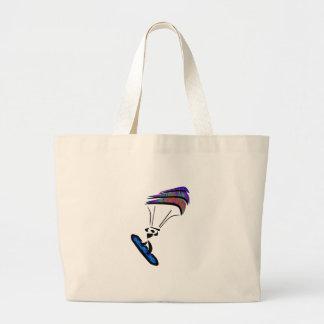 Grand Tote Bag Vent et vague