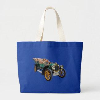 Grand Tote Bag Vieux carbriolet