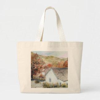 Grand Tote Bag Village de Buttermere, secteur de lac, Angleterre