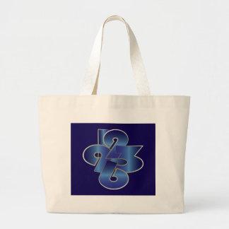 Grand Tote Bag vingt-quatre heures sur vingt-quatre