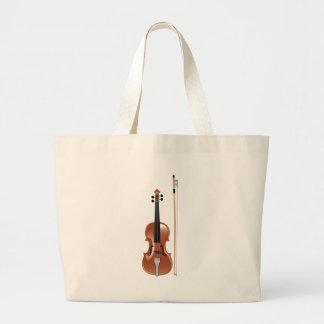 Grand Tote Bag Violon