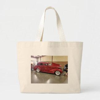 Grand Tote Bag Voiture classique vintage