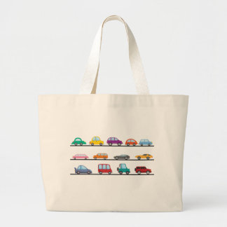 Grand Tote Bag voitures